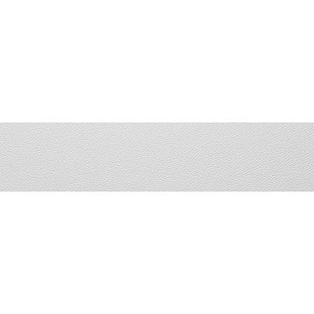 Fita de Borda PVC Branco Liso 22x0,45mm c/ 20m