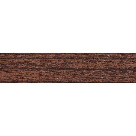 Fita de Borda PVC Nova Imbuia Poro 22x0,45mm c/ 20m