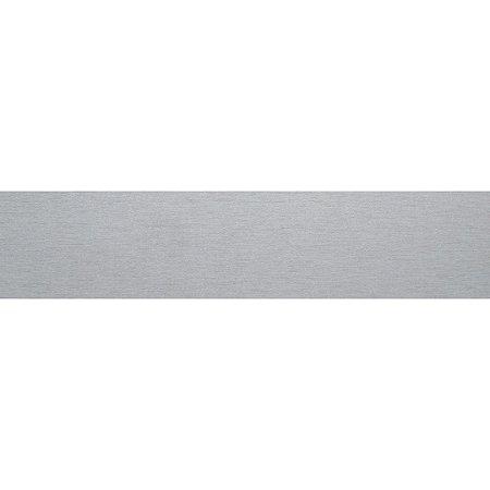 Fita de Borda PVC Prata Essencial 22x0,45mm c/ 50m