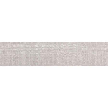 Fita de Borda PVC Chamois Tela Lino 22x0,45mm c/ 20 metros