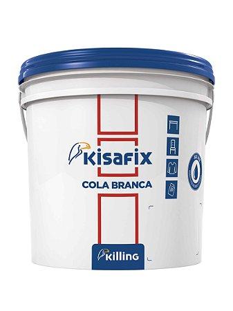 Cola Branca PVA Extra Kisafix 4Kg
