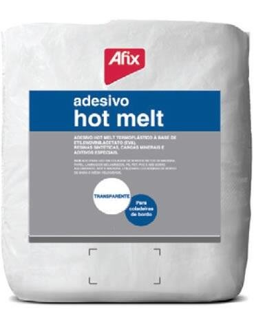 Cola Hot Melt 1814 Transparente 2,5Kg