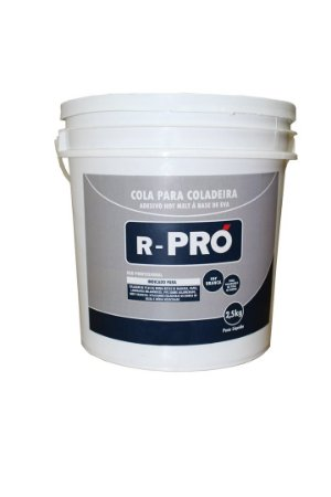 Cola Hot Melt Branca R-PRÓ 2,5Kg