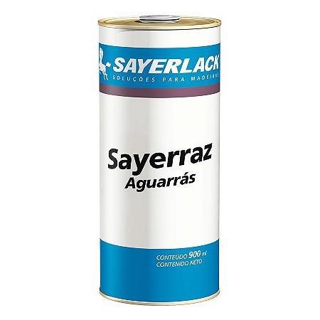 Aguarrás Sayerraz 900ml