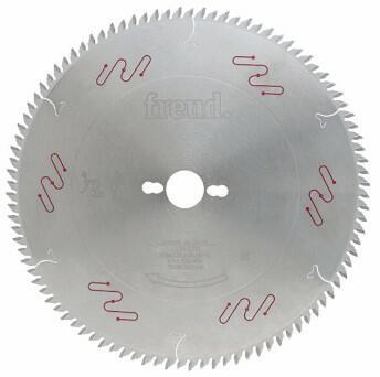 Disco de Serra Circular LU3F 250 x 30 x 80D
