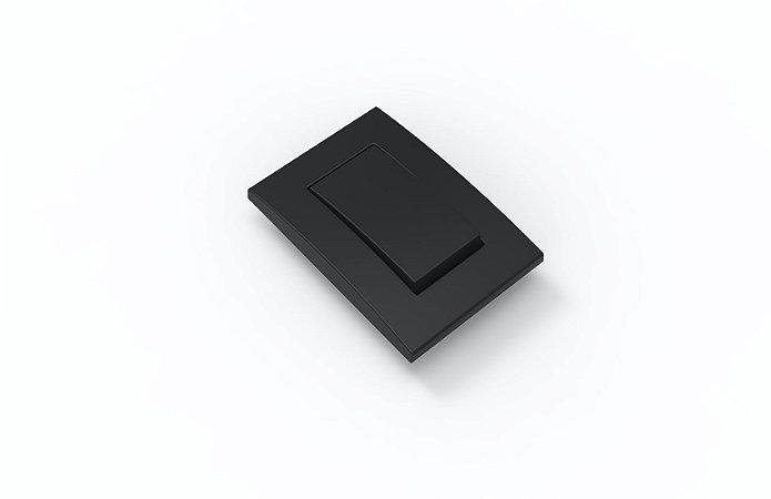 Interruptor Simples Preto 10A