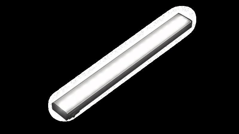 Luminaria Slim Sobrepor