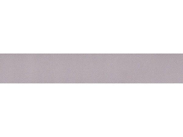 Fita de Borda PVC Platina 22x0,45mm c/ 20 metros
