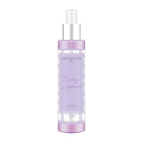 Body Splash Desodorante Corporal Lilac Giovanna Baby 260ml