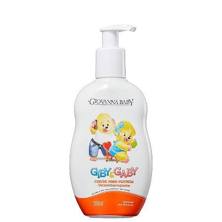 Creme para Pentear Desembaraçante Baby & Kids Giby e Gaby Giovanna Baby 200ml