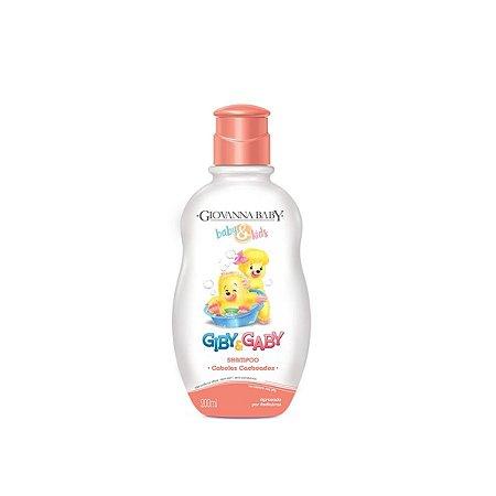 Shampoo Cabelos Cacheados Giovanna Baby Giby e Gaby 200ml