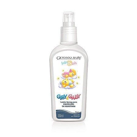 Spray para Prevenção de Assaduras Giovanna Baby Giby e Gaby 150ml