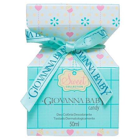 Deo Colônia Candy Giovanna Baby 50ml