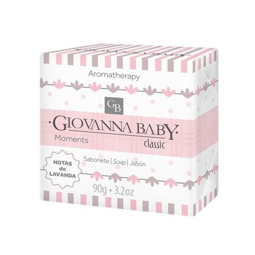Sabonete Giovanna Baby Moments Classic 90g
