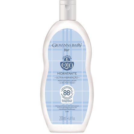 Loção Hidratante Blue Q10 Giovanna Baby 400ml