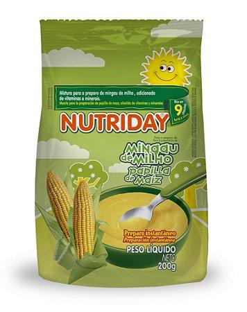 Mingau de Milho Nutritivo – Nutriday