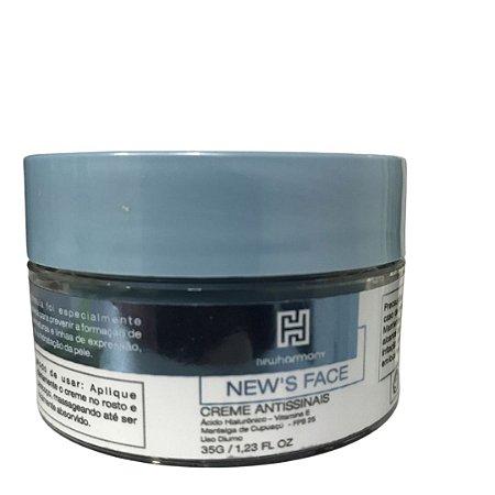 Creme Facial New's Face Dia 35g
