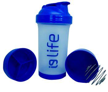 Shakeira compartimentada - Azul