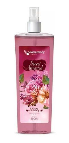 Body Splash Sweet Attracted