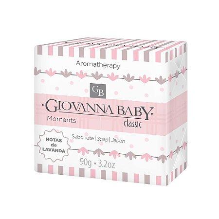 Kit Sabonetes Classic Giovanna Baby