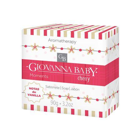 Kit Sabonetes Cherry Giovanna Baby
