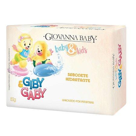 Sabonete Unissex Baby & Kids Giovanna Baby Giby e Gaby 80g