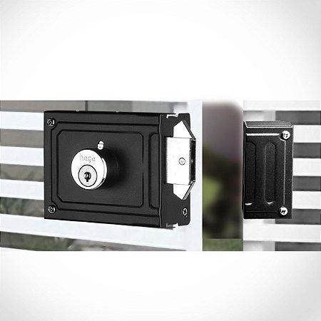 Fechadura Sobrepor - 0340 - caixa com 06 fechaduras