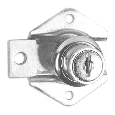 Fechadura para Móveis - Sobrepor para Armário  - 2923B