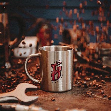 Caneca The Good Driver Coffee Em Aço Inox 300ml
