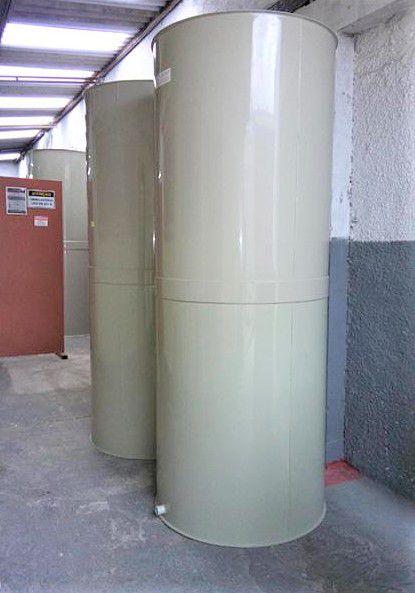 CISTERNA ÁGUA DE CHUVA 3.100 LITROS