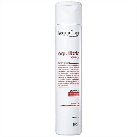 Shampoo Acquaflora Equilíbrio Queda 300ml