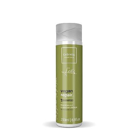 Shampoo Anitta 250ml Cadiveu Essentials Vegan Repair