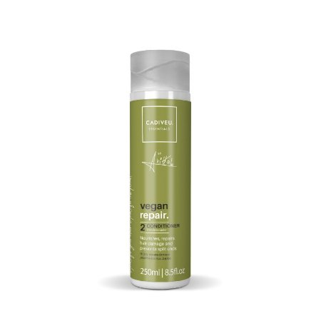 Condicionador Anitta 250ml Cadiveu Essentials Vegan Repair