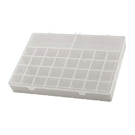 Box Organizador Color Plus 49x34,5x6,5cm Paramount
