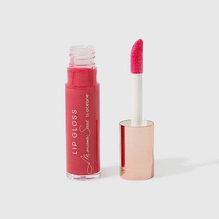 Lip Gloss Oceane Mariana Saad Glossy Berry Pink