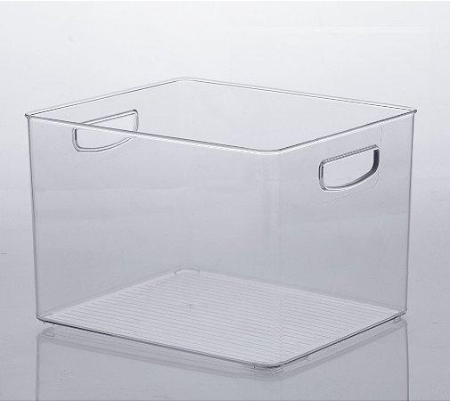 Organizador Modular Diamond 25x25x17cm Cristal