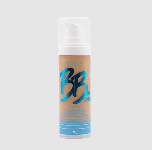 BB Cream Vizzela FPS30 Cor 4