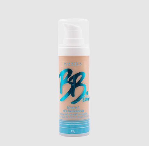BB Cream Vizzela FPS30 Cor 2