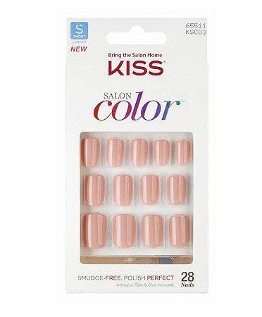 Salon Color Kiss Ny Curto Bonita Cod.KSC03BR