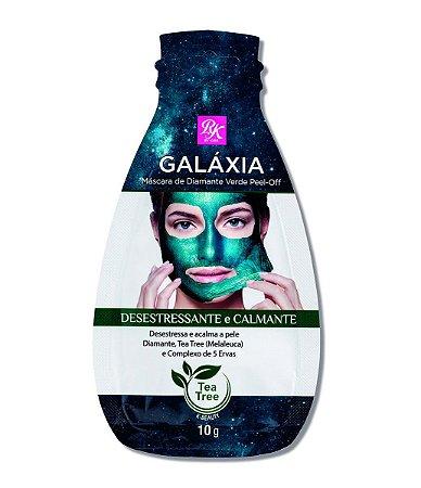 RK Galaxia Máscara Verde Peel Off Cod.RDGM0101BR