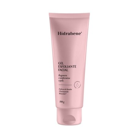 Gel Esfoliante Facial Hidrabene - 100 g