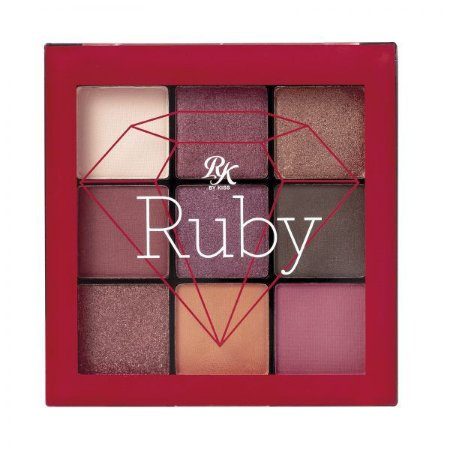 Paleta de Sombras Ruby RK by Kiss