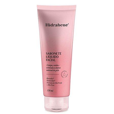 Sabonete Líquido Facial Hidrabene 120ml