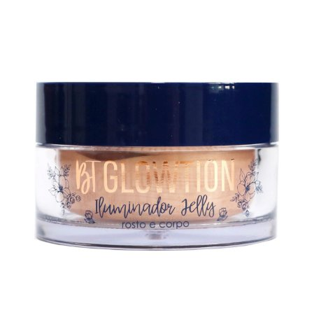Iluminador Jelly BT Glowtion Honey Bruna Tavares