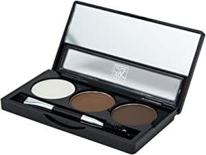 RK Kit De Sobrancelha Black Dark Brown Cod.RBKT01BR