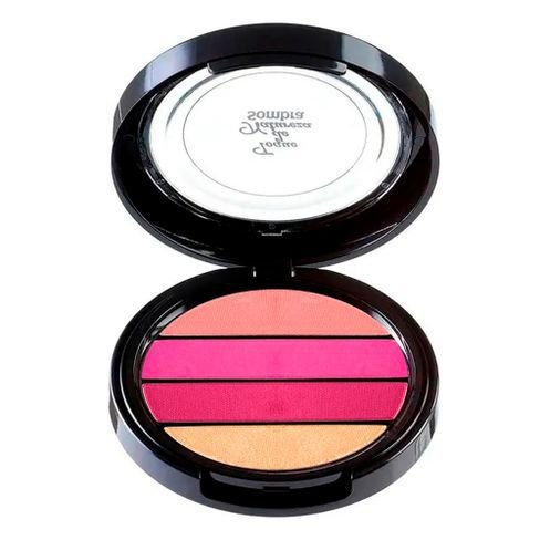 Sombra Quarteto Toque De Natureza Onix 10 Pink Neon