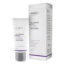 AA Cream Facial Anasol Noturno 40g