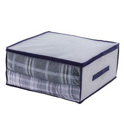 Organizador Clear Multiuso com Alça Concept 55x30x20cm