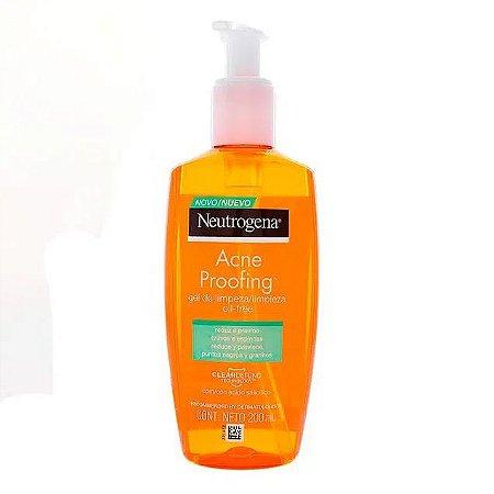 Gel Anti-Acne Neutrogena Acne Proff Oil Free 200ml