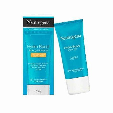 Hidratante Neutrogena Hydra Boost Water FPS25 55g